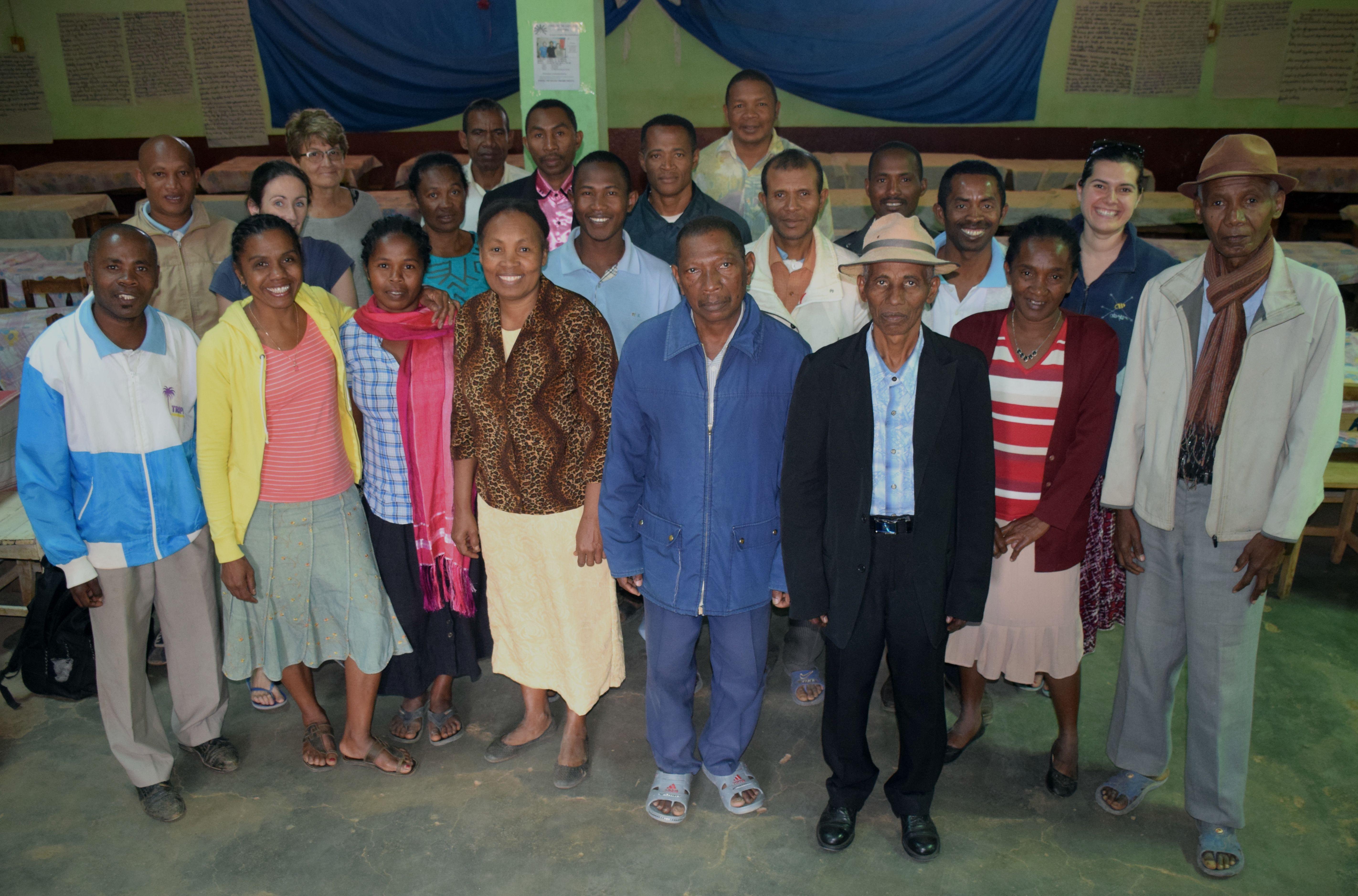 Finanțare traducerea Bibliei Tsimihety – Ada Vultur, Madagascar