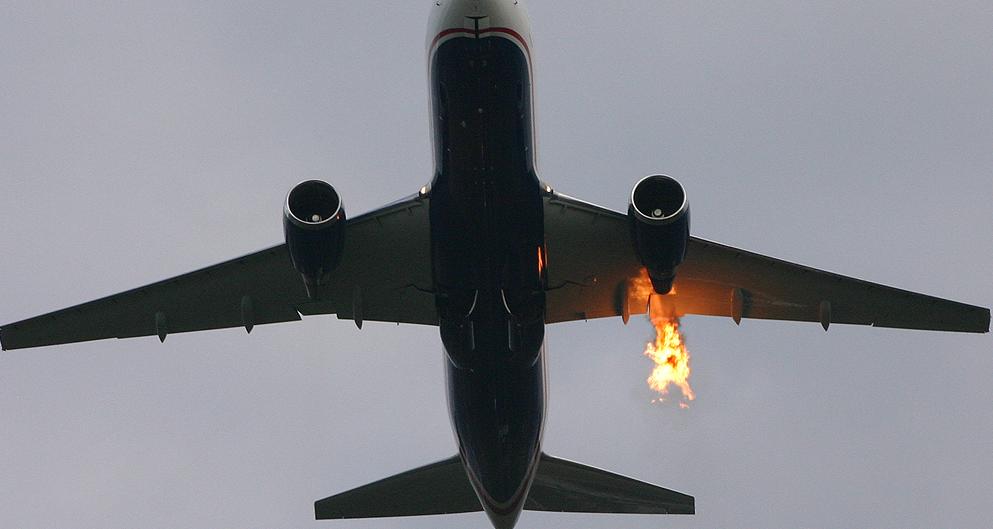 """Toți sunt atei până iese fum din motorul avionului în zbor. Mărturia unui rus: """"Tocmai am început să mă rog """""""