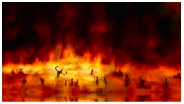 A Vazut IADUL : Dumnezeu Mi-a Aratat Copi, Pastori, Evanghelisti, Misionari Care Erau In Iad